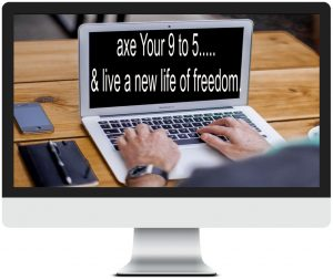 axe your 9 to 5 design create freedom by jeff james