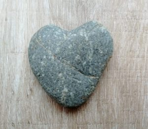 stone of hearts by Louise